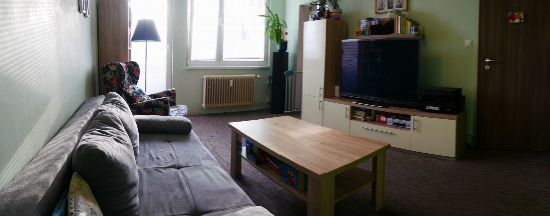 2 izbový byt  Bieloruská ulica