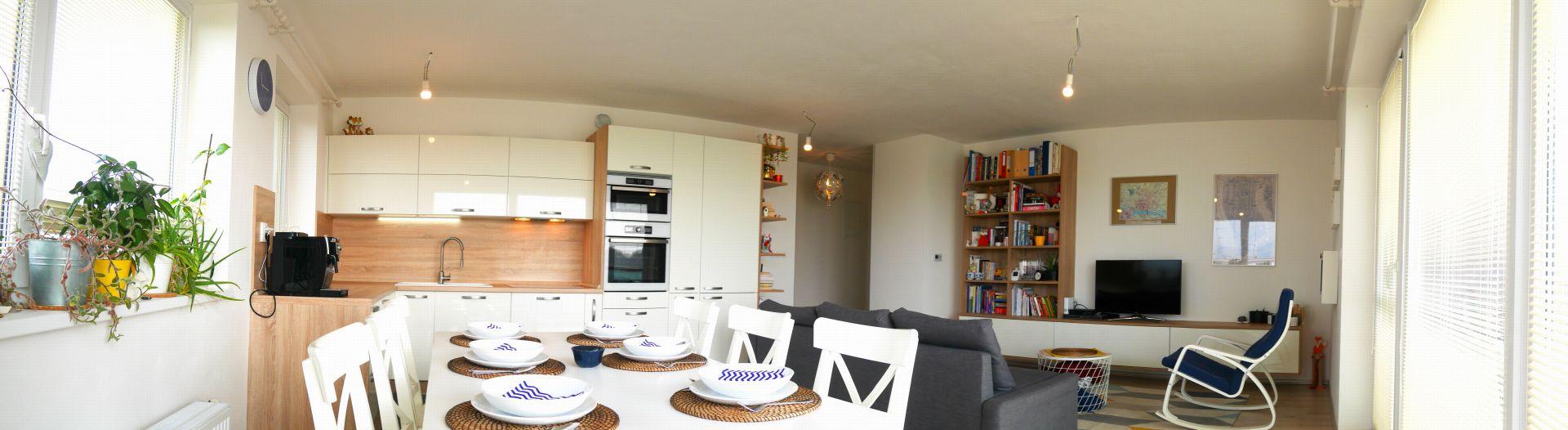 3 - izbový byt na Čiernej Vode