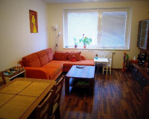 2 izbový byt na Okružnej ulici v Stupave